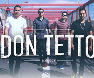 Don Tetto anuncia las fechas de su primera gira por Colombia