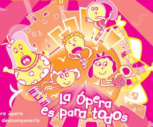 No te pierdas el VII Festival de Ópera al Parque