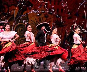 Las tradicionales danzas mexicanas llegan a Colombia