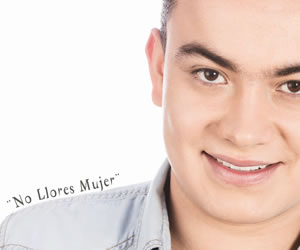 """Santy Rodríguez presenta su sencillo """"No llores mujer"""""""