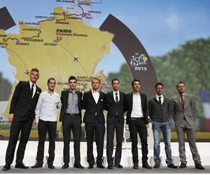 Etapas del Tour de Francia de 2015