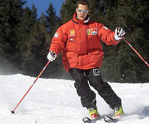 Médico que trató a Schumacher dice que en casa tiene condiciones para mejorar
