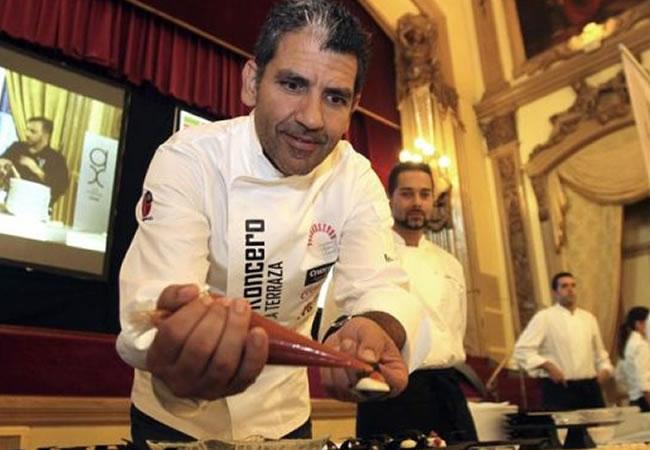 España defiende su gastronomía, con nitrógeno
