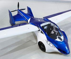 La tecnología avanza para crear un coche volador
