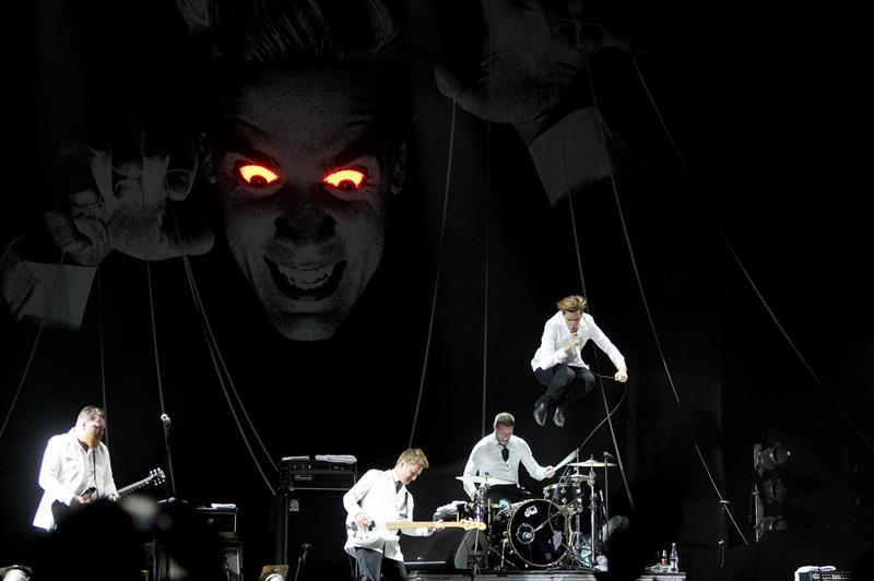 Arctic Monkeys hizo vibrar con su rock a Bogotá