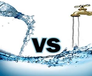 Agua de la llave vs el agua embotellada ¿Cuál es mejor?