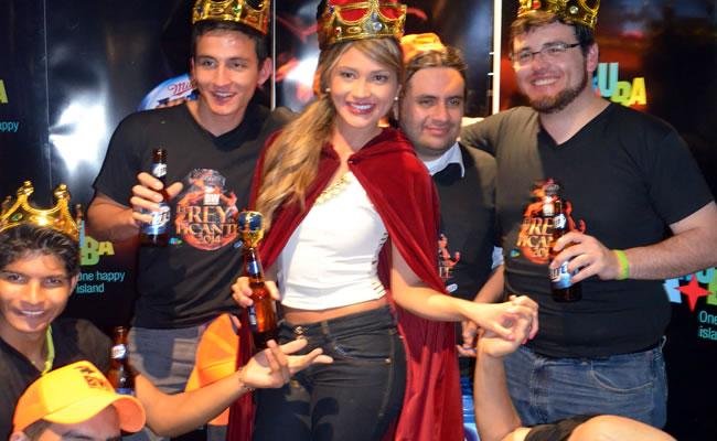 Concurso El Rey del Picante de Buffalo Wings. Foto: Interlatin