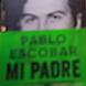 Sebastián Marroquín, nombre ficticio que adoptó Juan Pablo Escobar, el hijo del narcotraficante Pablo Escobar para sobrevivir durante 20 años. EFE
