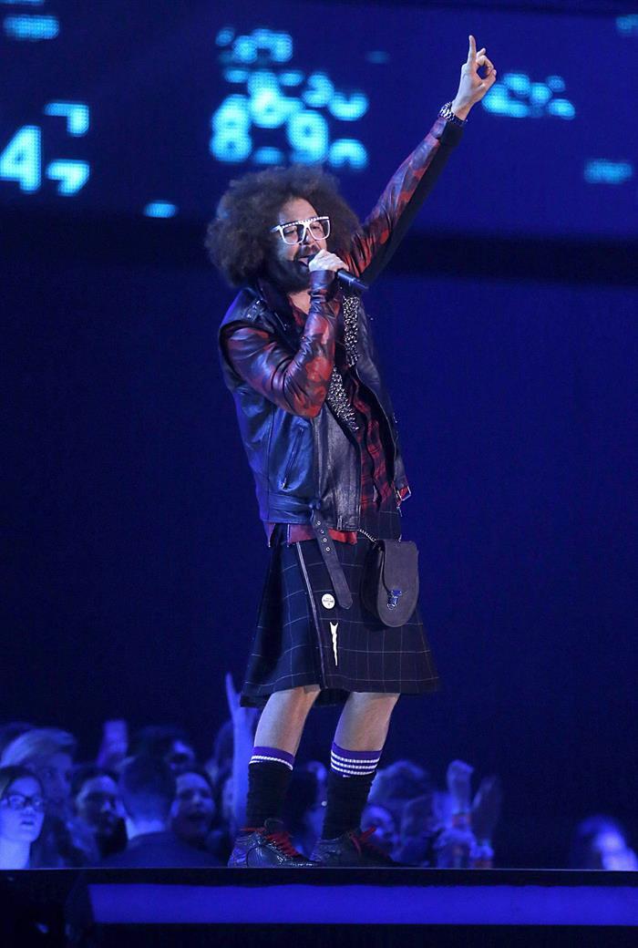 Así se vivió la entrega de los Premios MTV a lo Mejor de la Música Europea