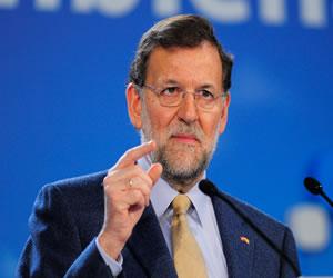 Rajoy rechaza cambiar la constitución para la independencia de Cataluña