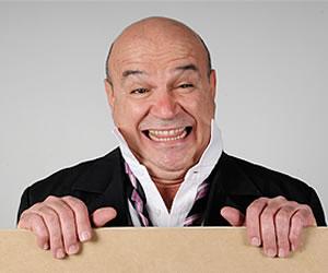 """""""Pa que nos una esta vaina"""" el Stand Up Comedy de Ché Gaetano"""