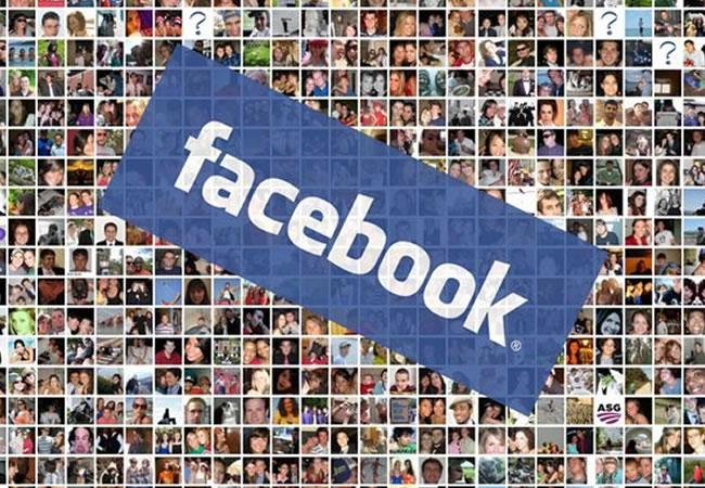 Red social Facebook. Foto: EFE