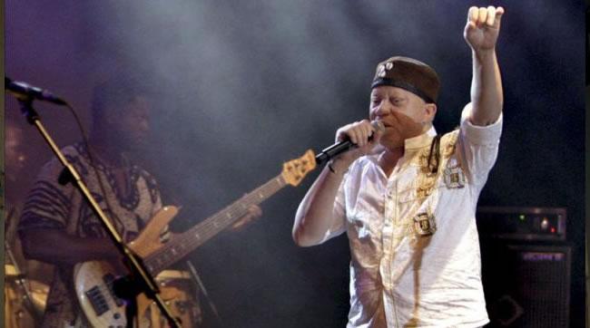 Estrellas africanas lanzan una canción para combatir el ébola