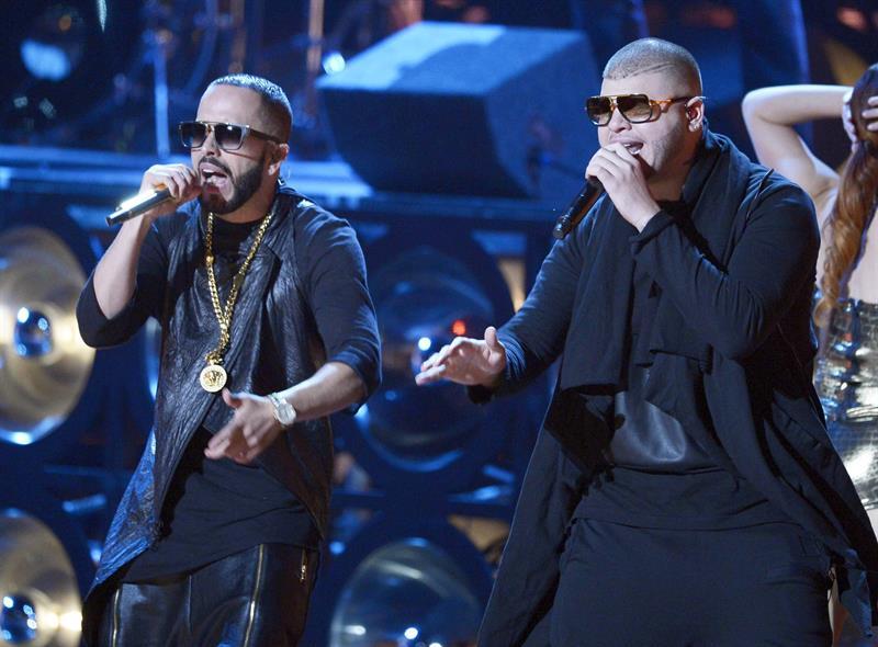 Así se vivió el show de los Grammy Latino
