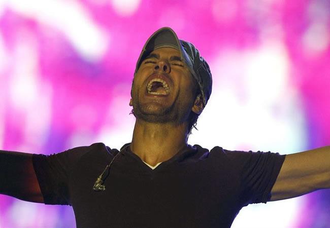 Enrique Iglesias cosecha el mayor número de premios en los Grammy Latino