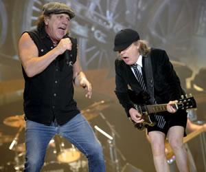 """Angus Young: """"Nuestra intención es que AC/DC siga adelante"""""""
