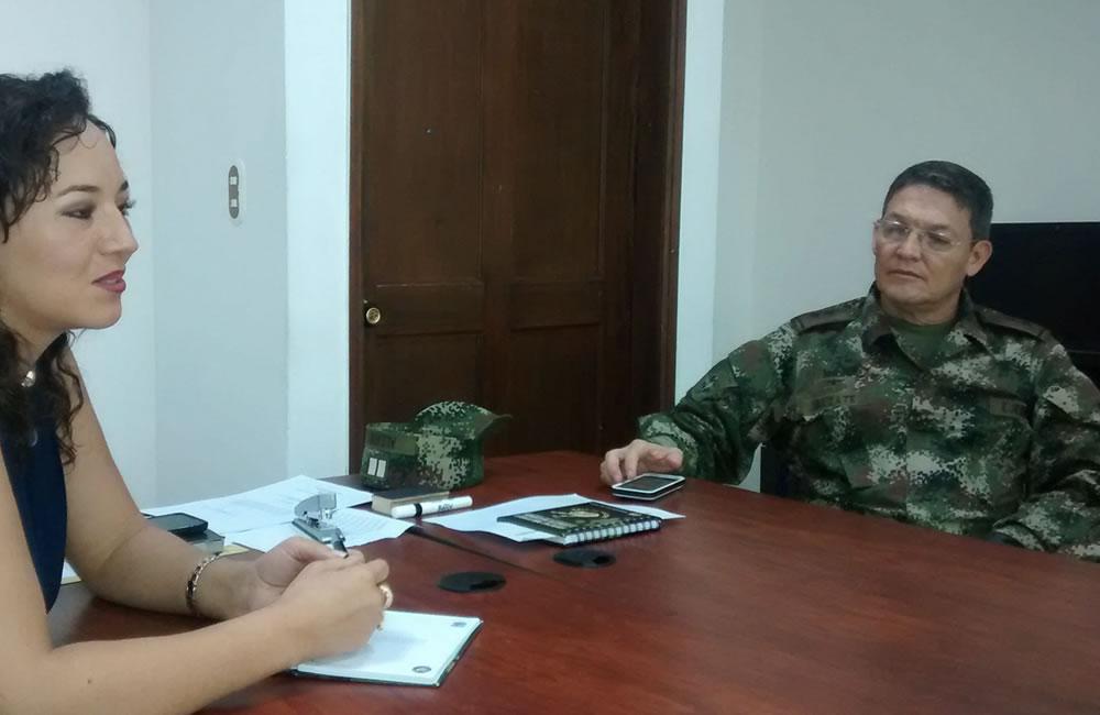 El operativo para liberar a general Alzate toma forma. Foto: EFE