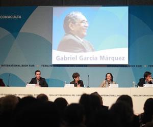 La FIL reúne a los amigos de Paz y García Márquez para hacerles un homenaje