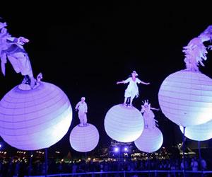 Espectáculos internacionales llenarán de alegría la Navidad en Bogotá