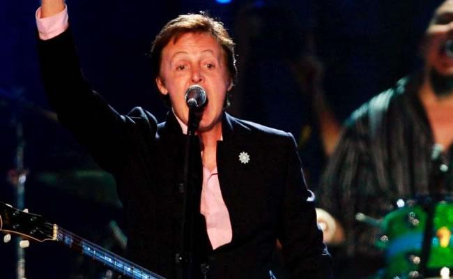 McCartney recuerda el