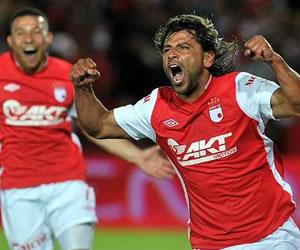 Gerardo Bedoya nuevo jugador del Cúcuta