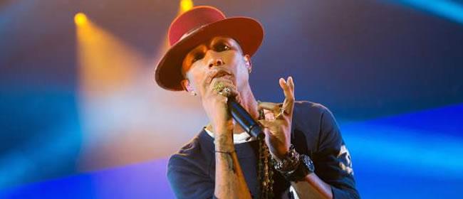 Abogados de Pharrell Williams exigen a Youtube que deje de emitir su música