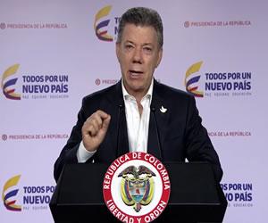 Presidente Santos anuncia más recursos para la salud
