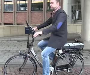 La nueva bicicleta inteligente