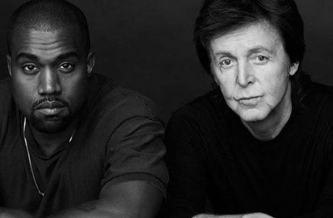 ¿Quién es Paul McCartney?, los fans de Kanye West no lo saben