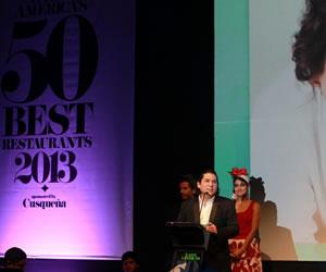 México acogerá entrega de premios a los 50 mejores restaurantes