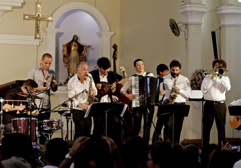 La música del Mediterráneo en la caribeña Cartagena