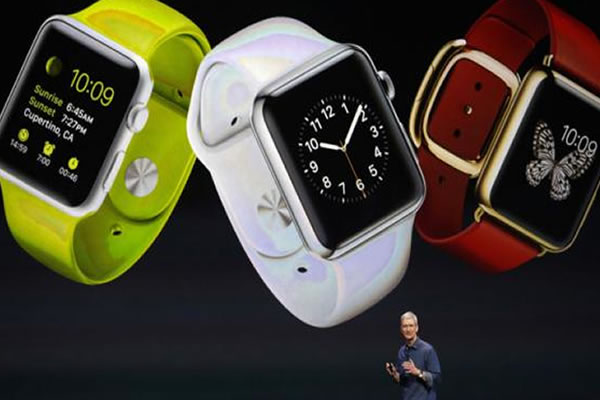 El reloj inteligente Apple Watch revolucionara la tecnología