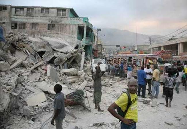 Haití conmemorará el quinto aniversario del devastador terremoto que azotó Puerto Príncipe