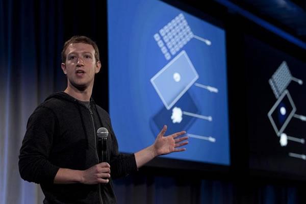El presidente y fundador de Facebook, Mark Zuckerberg. EFE