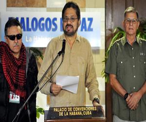 Aplazan al 2 de febrero reinicio de diálogos entre Gobierno colombiano y FARC