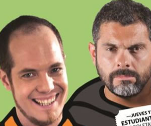 Stand Up Comedy con Diego Mateus y Bobby Comedia
