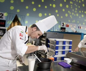 España regresa a la final del Bocuse d'Or de la mano del chef Alberto Moreno