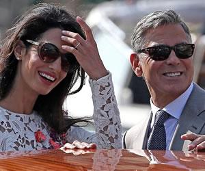 ¿George Clooney se separa de Amal Alamuddin?