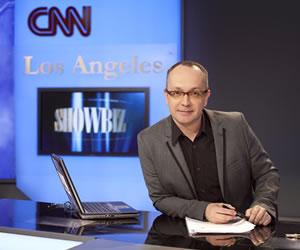 J Álvarez se toma el set de Showbiz