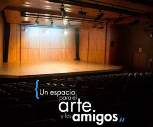 Marcelo Dos Santos, Jorge Cao y Ernesto Calzadilla, presentan el Teatro Belarte