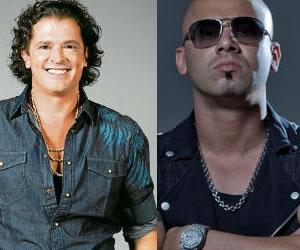 """Wisin, Carlos Vives y Daddy Yankee lanzan """"notas de amor"""""""