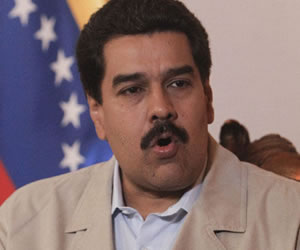 """Maduro tilda de """"ataque artero"""" y """"bodrio"""" acusaciones contra Cabello"""