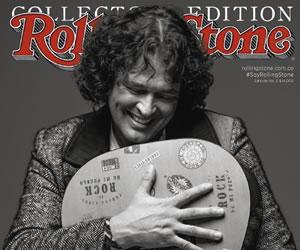 La revista Rolling Stone rinde homenaje a Carlos Vives