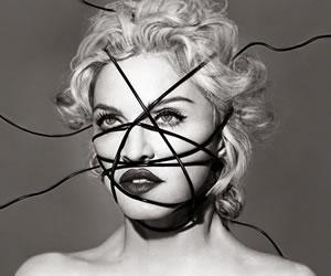 """Se filtra al completo el nuevo disco de Madonna, """"Rebel heart"""""""