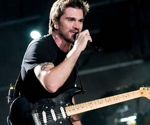 Juanes, listo para brillar en la gala de los premios Grammy