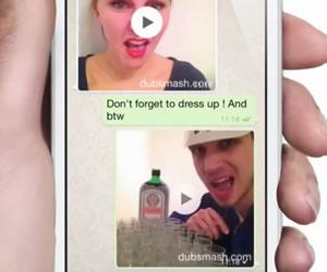 Dubsmash la app de humor para WhatsApp