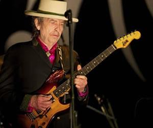 Bob Dylan será homenajeado hoy con el premio a la Persona del Año