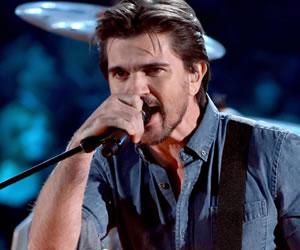 Juanes se luce con su presentación en los Premios Grammy
