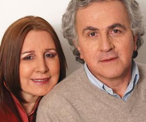 Vuelven los años maravillosos con Piero, Barbara y Dick y Ana y Jaime