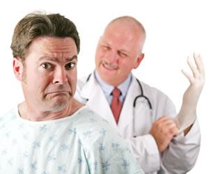 La próstata es intocable